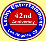 Lucky Entertainment 41 years